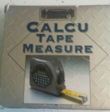 Calcu-Tape Measuring Tool