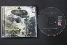 CD: Alexander Agricola A Secret Labyrinth Huelgas Ensmble Paul Van Nevel 99 Sony