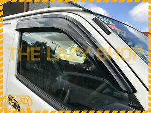 Weathershields, Weather Shields for Toyota Hiace 05-19 Window Visors #S