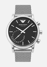 Emporio Armani Herrenuhr Connected Smartwatch Hybrid ART3007