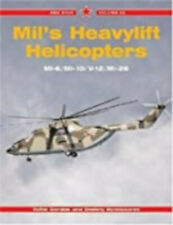 Mil's Heavylift Helicopters (Red Star), Very Good, Dmitriy Komissarov,Yefim Gord