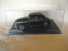 Opel Collection Opel Admiral 1937-1939 Voiture Miniature 1:43 k23