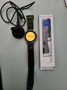 Samsung Galaxy Watch Sm-r800 46mm Silver Smartwatch Bluetooth WiFi