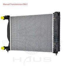 For Audi A4 Quattro A4 Radiator (Manual Transmission) 1.8L&2.0L 2002-2008