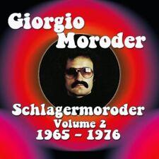 Giorgio Moroder - Schlagermoroder 2 [New CD] Germany - Import