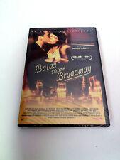 """DVD """"BALAS SOBRE BROADWAY"""" PRECINTADO SEALED WOODY ALLEN EDICION REMASTERIZADA"""