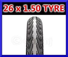 Bike Bicycle 26 x 1.50 Hybrid Town Street Road Tyre x 1