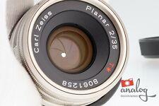 Contax Zeiss Planar 35mm 2.0 für Contax G - bitte lesen