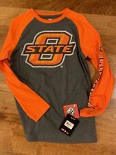 Oklahoma State Cowboys Youth Logo Long Sleeve shirt