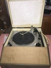 Vintage RCA Victor Solid State Portable Record Player VGP11T Parts