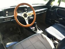 RARE Wooden Steering Wheel BMW 2002 E12 E21 E23 E24 E28 M5 alpina hartge e30 M3