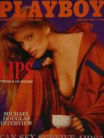 Playboy February 1986 | Julie McCullough Women of Alaska     #2472+