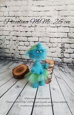 Giocattolo Creature fantastiche Alieni Pupazzo Uncinetto Handmade Crotchet Toys