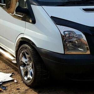 "18"" Commercial Alloy Wheels XL Tyres Ford Transit Van Mk6 MK7 Mk8 Custom Trend"