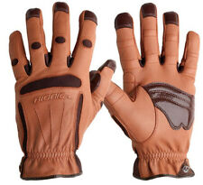 Bionic Glove PROML Men&apos S Tough Pro Heavy Duty Brown Pair Large