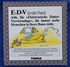 E.D.V [e:de:'fau] (EDV) von TOMUS - sehr gut erhalten