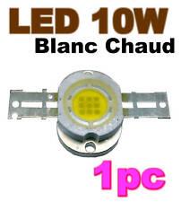 185# LED de puissance 10W  blanc chaud  1pc    700LM