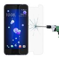 2x Panzerfolie Schutzglas Schutzfolie 9H Glas für HTC U11