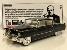 The Godfather 1955 Cadillac Fleetwood Series 60 1:24 Scale Greenlight 84091