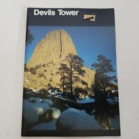 Devils Tower National Monument Wyoming - National Park Service 1984