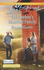 Love Inspired LP The Cowboys Reunited Family by Brenda Minton