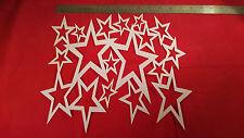 AIRBRUSH SHIRT SIZED STENCIL STARS BACKGROUND BG 110 ART CRAFTS TSHIRT DESIGNS