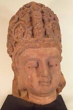 Chinese Sculpture Buddha Head