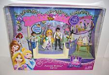 Disney FROZEN ELSA ANNA OLAF Marshmallow MINI ICE CASTLE PLAY SET Figures Dolls