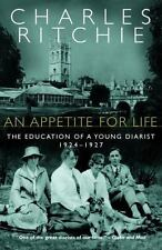 An Appetite for Life: The Education of a Young Diarist, 1924-1927-ExLibrary