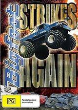 BIGFOOT STRIKES AGAIN The Original Monster Truck ALL REGION DVD
