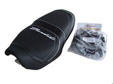 Suzuki Bandit 1200 1995 - 1999 Top Sellerie Sedile Cover Set Design Nero Francia