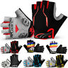 Sports Racing Cycling Motorcycle MTB Bike Bicycle Gel Half Finger Gloves Fitness