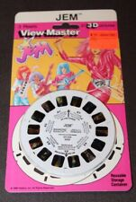 Vintage PACKAGED View-Master 3-D Reels JEM