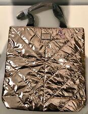 Authentic Victoria's Secret Love rose gold tote bag one size