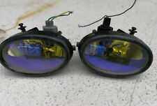 JDM Yellow Rainbow HONDA ACURA  BUMPER FOG LIGHT SET  Genuine OE Stanley P1240LR