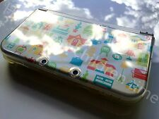 Clear TPU Tenacity Case Transparent Skin Cover for Nintendo New 3DS XL LL