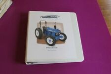 2006 Farmtrac Tractors Dealer Price Book in Nice Farmtrac Binder.