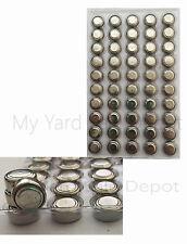 100 AG5 G5 393A LR48 LR754 SR754W SR48 Bulk 1.5V Alkaline Coin Battery