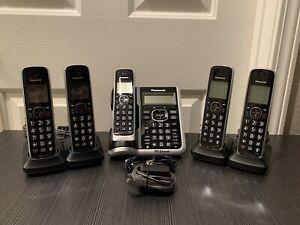 Panasonic KXTGF675S Bluetooth Cordless Phone