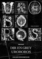 Dir en grey Photo book Japanese UROBOROS TAB BAND SCORE BOOK