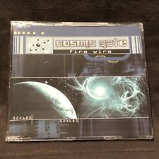 Cosmic Gate Fire Wire CD Single Australia