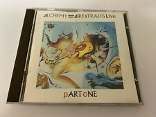 DIRE STRAITS - ALCHEMY PART ONE CD 1984