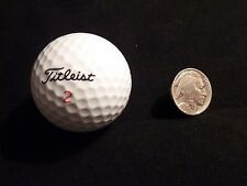 VINTAGE BUFFALO NICKEL COIN GOLF BALL MARKER