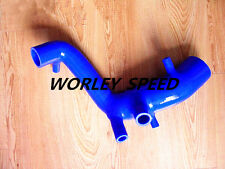 Blue Silicone Air Induction Hose For Audi TT VW Golf MK4 1.8T Turbo GTI Seat