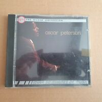 OSCAR PETERSON The Silver Collection CD WEST GERMANY PDO  VERVE SOLID SILVER