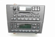 00 01 02 LINCOLN LS RADIO CASSETTE PLAYER DUEL DUAL CLIMATE CONTROL OEM