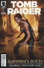Tomb Raider Vol 2 #1 (2014, Dark Horse Comics)