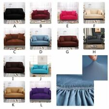 Sofa Cover Modern Solid Color Stretch All-inclusive Sofa Cushion Clean for Home