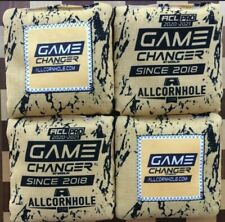 Game Changer Pro Cornhole Bags - Yellow