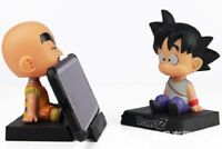 Anime Dragon Ball super Z Goku Krillin Car Holder Decoration Action Figure Toy